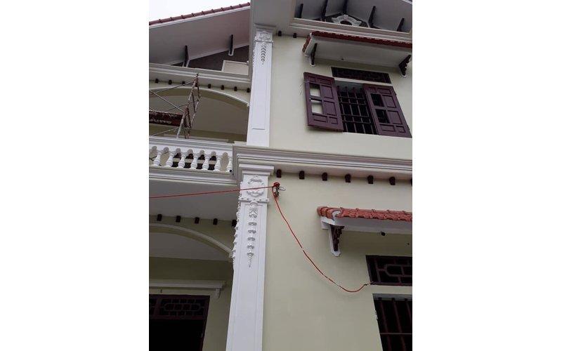Thi công cổng xếp inox tại Bắc Giang