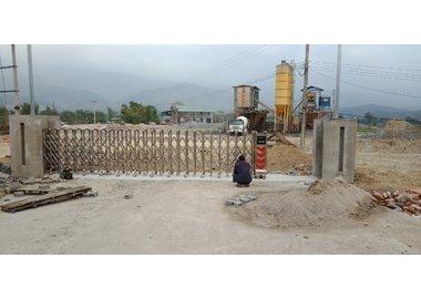 Cổng Hồng Môn Chữ U: Dự án Trạm Bê Tông Yên Bái